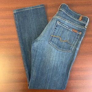 7 For All Mankind Bootcut  EUC
